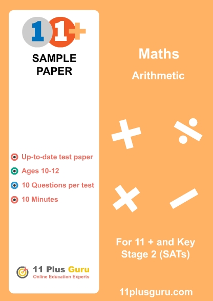 Maths Arithmetic